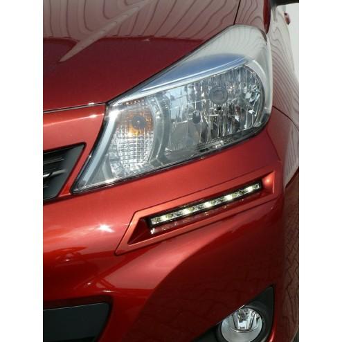 Toyota Yaris dzienne LED