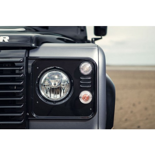 Land Rover Defender reflektory BI-LED