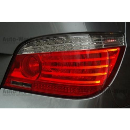 BMW 5 E60 / E61 na model po FL lampy tylne