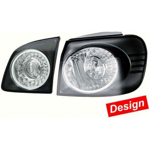 VW Golf V PLUS CrossGolf LED