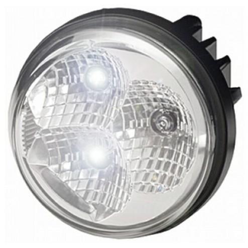 Hella LED 90 mm + pozycje