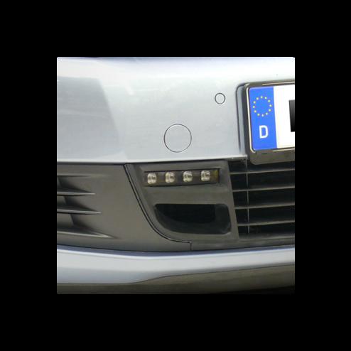 VW Golf VI MK6 dzienne LED