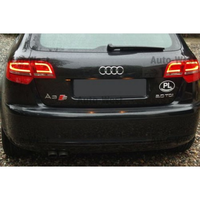 Adaptacja Audi A3 S3 Na Model Po Fl Lampy Tylne