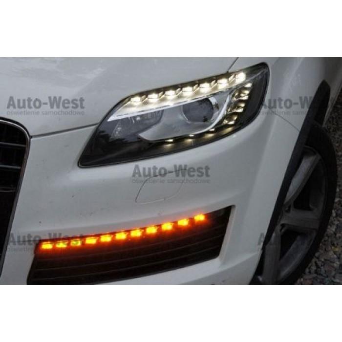 Adaptacja Audi Q7 Na Model Po FL