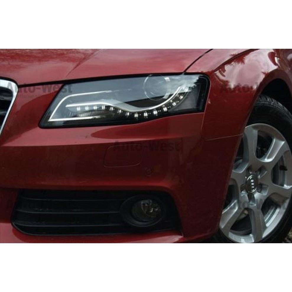 Adaptacja Audi A4 montaż bi xenon LED