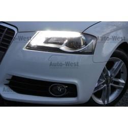 Audi A3 S3 montaż bi-xenon LED