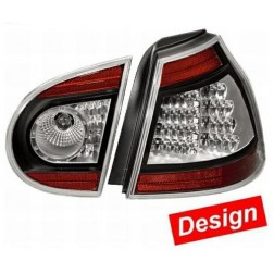 VW Golf V LED czarne
