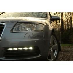 Audi S6 A6 dzienne LED