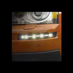 Volvo XC90 dzienne LED